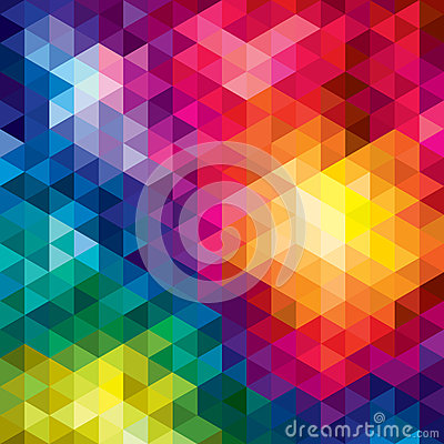 Free Vector Geometric Background Stock Images - 33536514