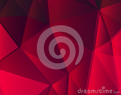 Red lines Geometric background  eps 10