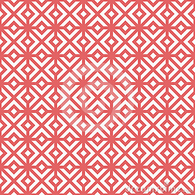 Free Vector Geometric Seamless Pattern Royalty Free Stock Photos - 24282228