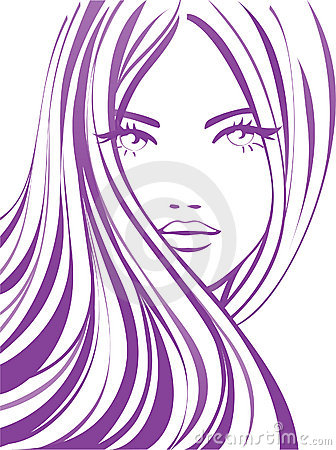 Free Vector Girl Stock Images - 17092134