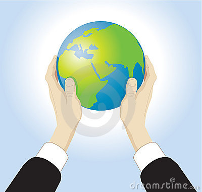Free Vector Globe Stock Photos - 7173053