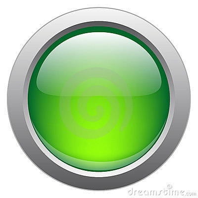 Vector Web Glossy Button Royalty Free Stock Photography - Image ...