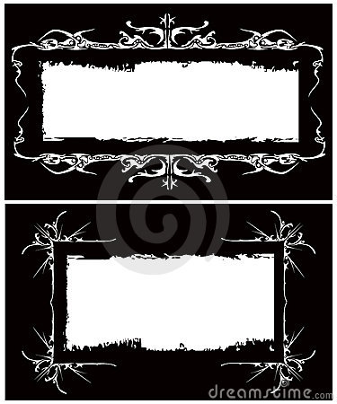 the vector gothic frames image royalty free stock photo image 6388545