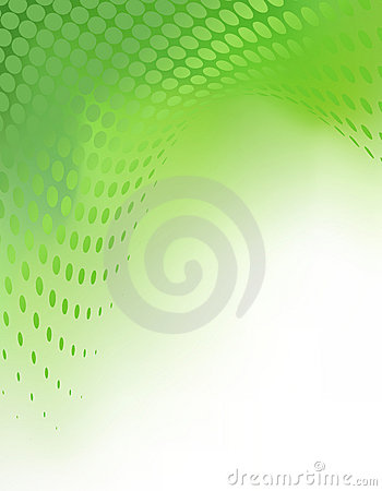 Free Vector Green Abstract Background Tempate Stock Image - 17231201