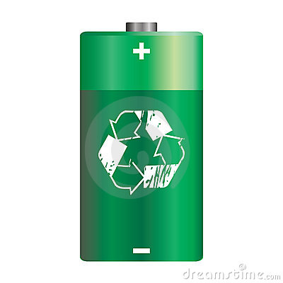 Vector green battery