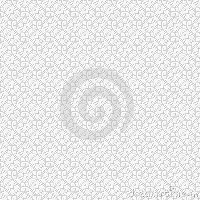 Free Vector Grey Geometric Seamless Pattern Royalty Free Stock Photos - 21603668