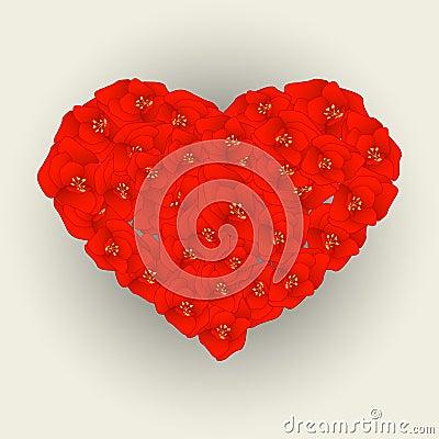 Vector hearts...