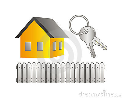 Vector Home Icon Royalty Free Stock Image - Image: 22086196