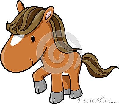 Vector of Horse