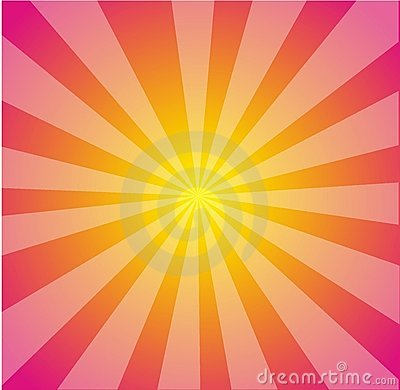 Free Vector Hot Pink Yellow Starburst Background Royalty Free Stock Photo - 692755