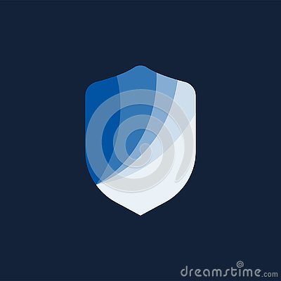 Free Vector, Icon, Symbols Protect Shield Logo Design Template Royalty Free Stock Images - 135370309