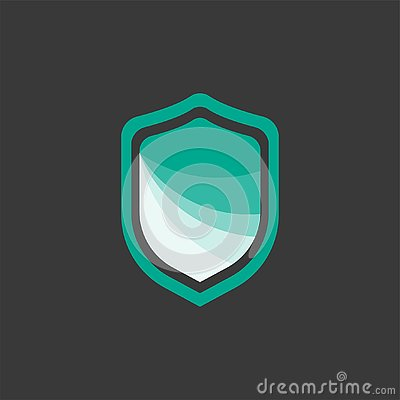 Free Vector, Icon, Symbols Protect Shield Logo Design Template Stock Images - 135370314