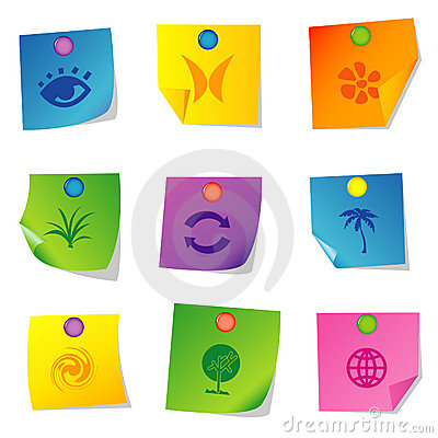 Vector icons Set twelve
