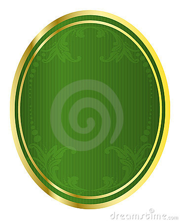 Vector illustration of a beer tag