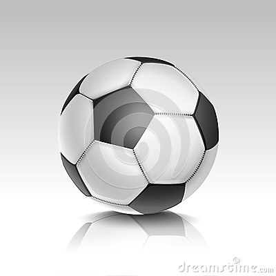 Vector Illustration of  Football / Soccer