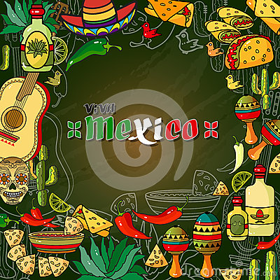 Free Vector Illustration Of Cinco Ge Mayo Day. Stock Photos - 91548903