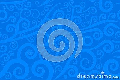 Seamless swirl
