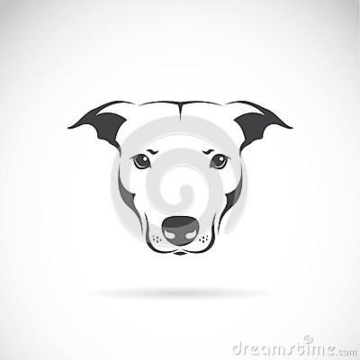 Free Vector Image Of A Dog Head Royalty Free Stock Photo - 42437595