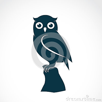 Free Vector Image Of An Owl Royalty Free Stock Photos - 57734548