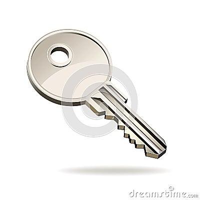 Free Vector Key Royalty Free Stock Photo - 40087505