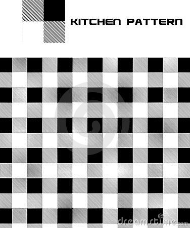 Free Vector Kitchen Seamless Pattern Stock Photo - 15633990