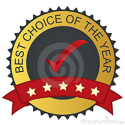 Vector label - best choice
