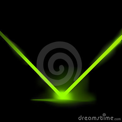 Free Vector Laser Light Stock Photos - 9308983