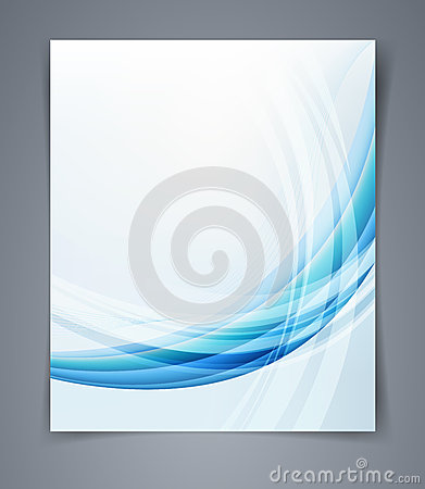 Free Vector Layout Business Flyer, Magazine Cover, Or Design Template Advertisment Royalty Free Stock Photos - 42644358