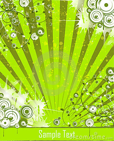 Vector light Green