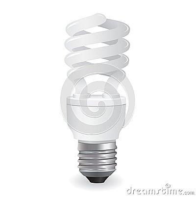 Vector lightbulbs icon