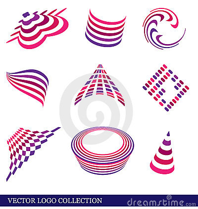 Vector logo collection