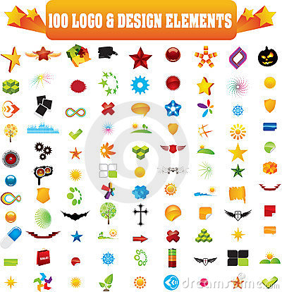 Free Vector Logo & Design Elements Stock Images - 6675444