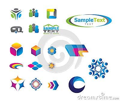 Vector Logo Set