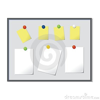 Vector magnetic board