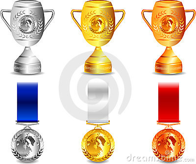 Vector Medals and Winer Cup