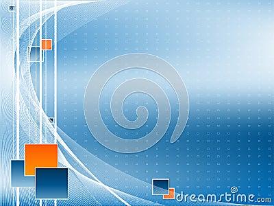 Vector modern backdrop