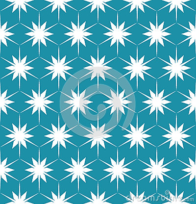 Free Vector Modern Seamless Colorful Geometry Pattern Floral Blue, Color Abstract Royalty Free Stock Images - 70579069