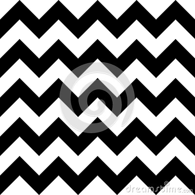 Free Vector Modern Seamless Geometry Pattern Chevron, Black And White Abstract Stock Image - 61545661