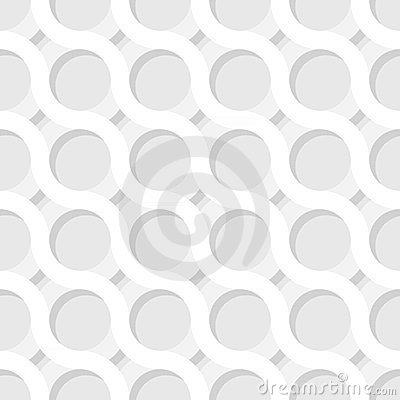 Vector monochrome texture - curved lines