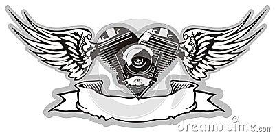 Vector Motorheart 2