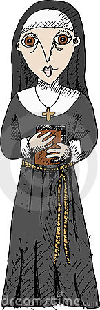 Vector Nun