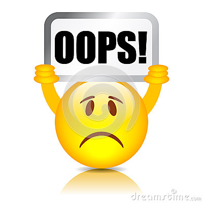 Oops Smiley Stock Photos Images Amp Pictures 20 Images