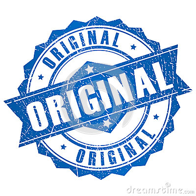 Free Vector Original Stamp Royalty Free Stock Image - 28758906