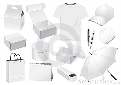 Vector Packaging and Souvenir dummy