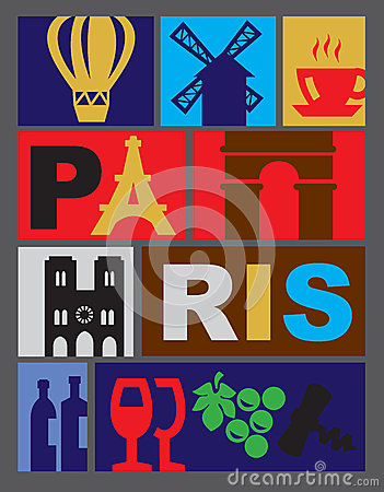 Vector Paris