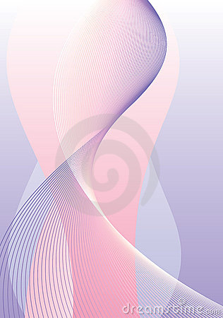 Vector pastel abstract background