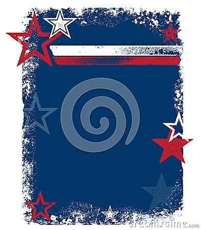 Vector Patriotic Background