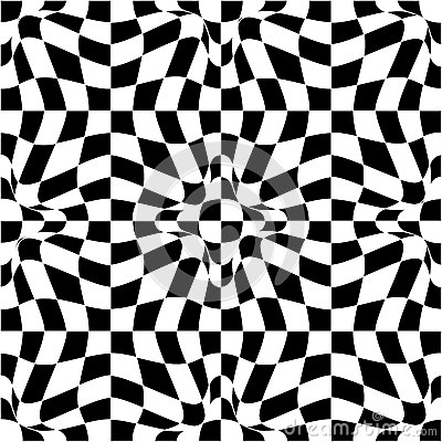 Free Vector Pattern In Black And White Stock Images - 30149644