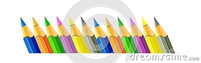 Vector pencils. Background.