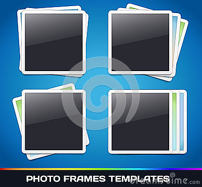 Free Vector Photo Frames Gallery Royalty Free Stock Photo - 31082495